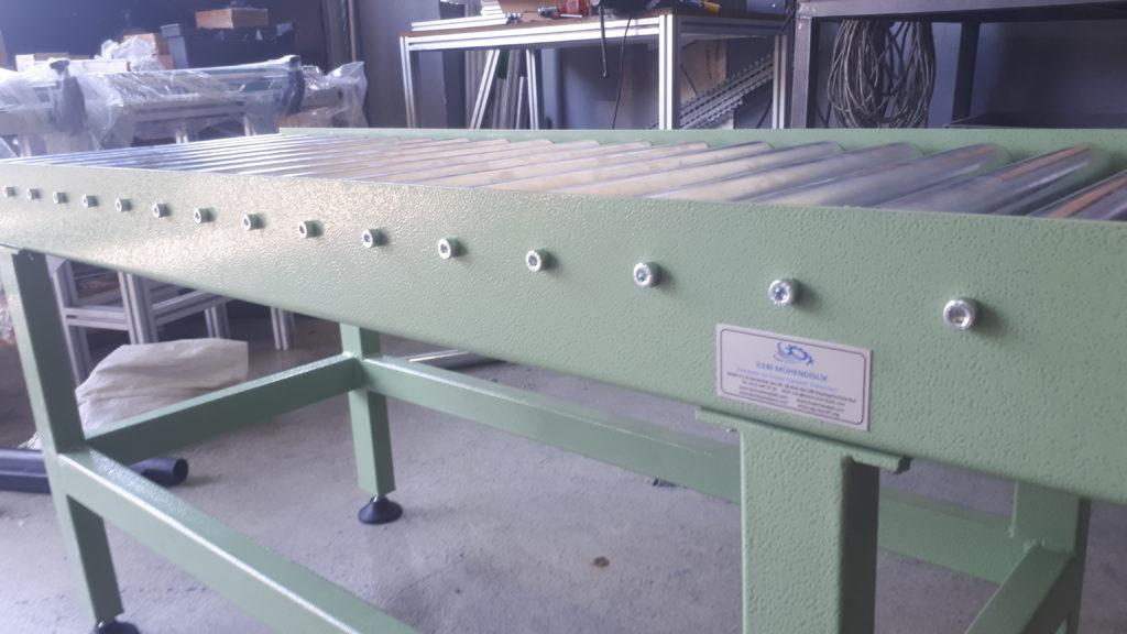 avare rulolu konveyör